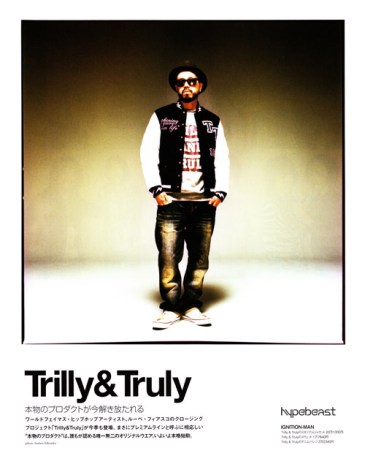 Trilly & Truly 2008 Winter Collection