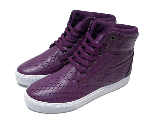 UBIQ Perforated Leather Fatima