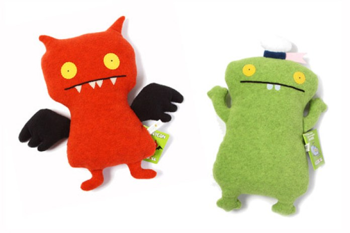 Uglydoll x STITCH Exclusive Colors Plush Toys