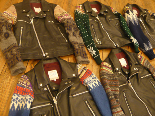 UNDERCOVER Custom Jackets & Shoes
