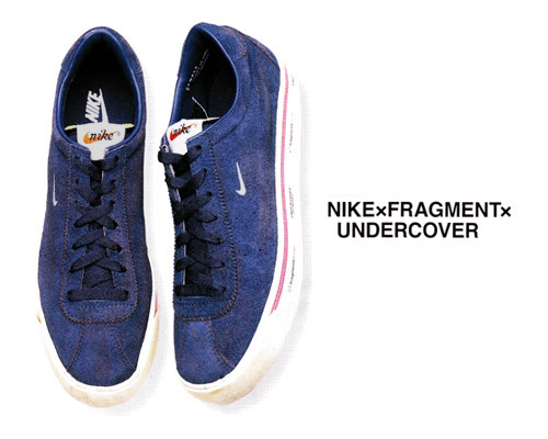 Undercover x fragment design x Nike