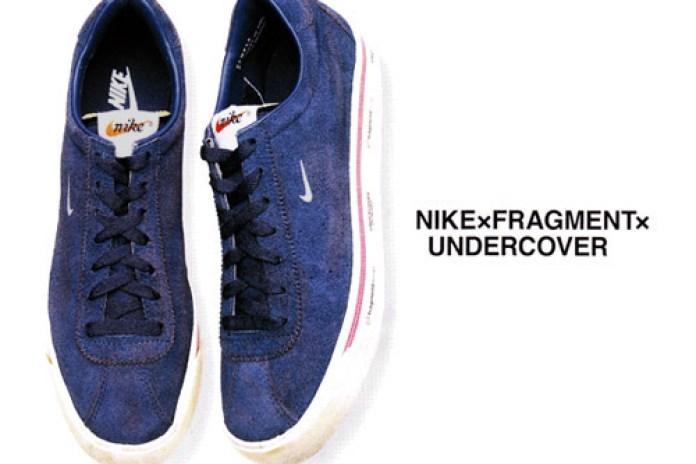 Undercover x fragment design x Nike