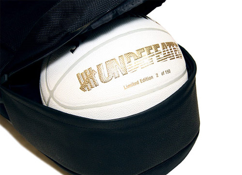 UNDFTD x Incase Ballistic Ball Bag