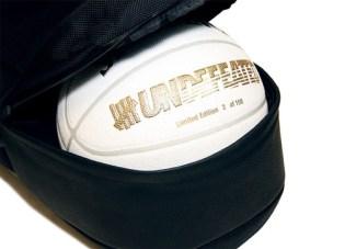 UNDFTD x Incase Ballistic Ball Bag