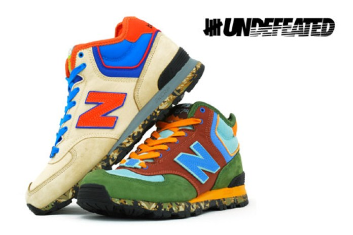 "UNDFTD Japan x New Balance H574J ""Man vs. Wild"" Pack"