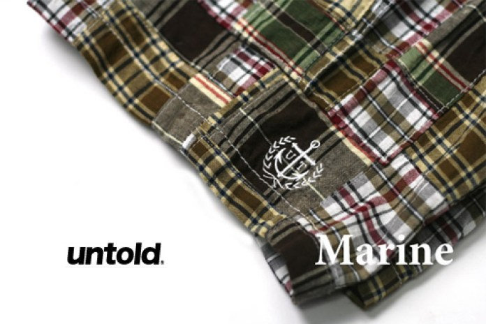 "UNTOLD 2009 Spring/Summer ""Marine"" Collection"