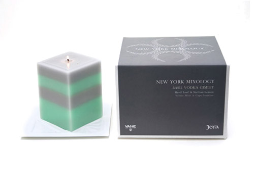 "Vane x Joya ""New York Mixology"" Candles"