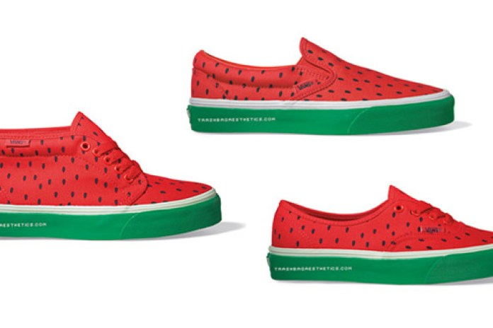 Vans 2009 Spring/Summer Watermelon Pack