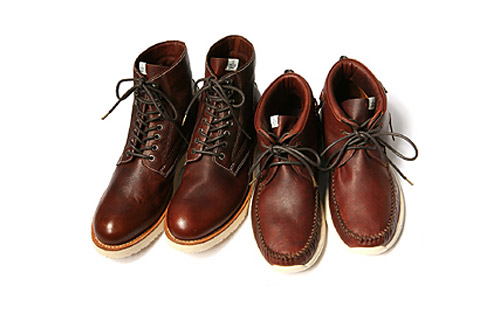 Visvim 2008 Fall/Winter Virgil Boots-Folks, FBT Lhamo-Folk & More