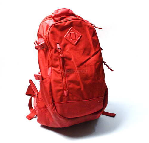 Visvim Ballistic 20L Red FIL Exclusive