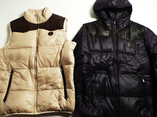 Visvim Bear Run Vest & Bear Run Jacket