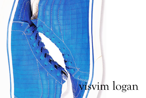 Visvim Logan for Spring 2009