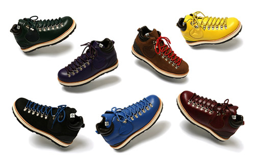 Visvim Serra Ascent 2009 Spring Collection