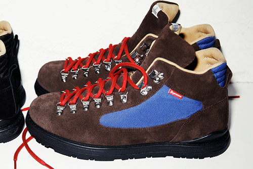 Visvim x Supreme Collection