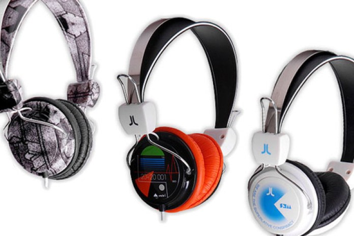 WeSC Artist Series Headphones