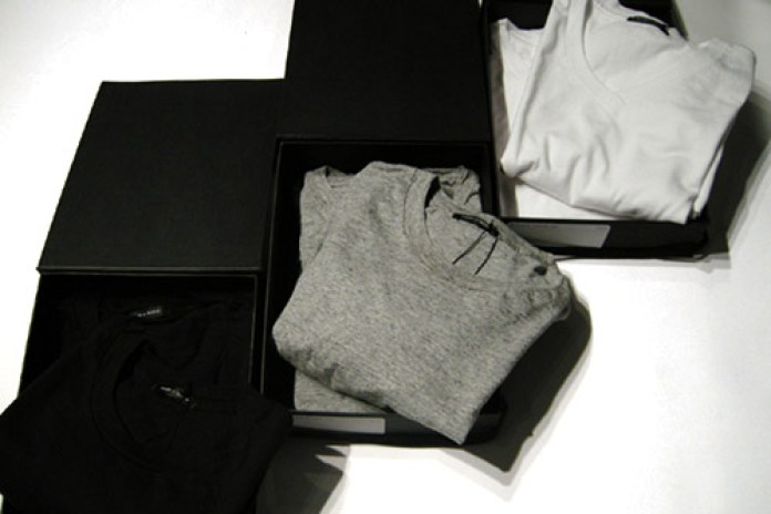 Wings + Horns Boxed T-shirt Set