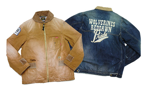 WTAPS 2008 Fall/Winter - December Releases
