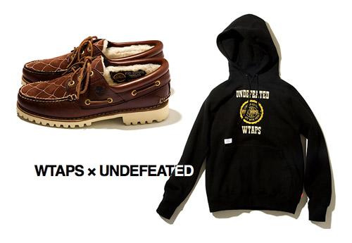 WTAPS x UNDFTD Collection