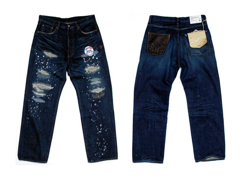WTAPS Trash 2 Denim
