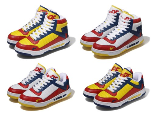 A Bathing Ape Bapesta 88 Sneakers