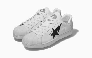 A Bathing Ape Skullsta Sneakers
