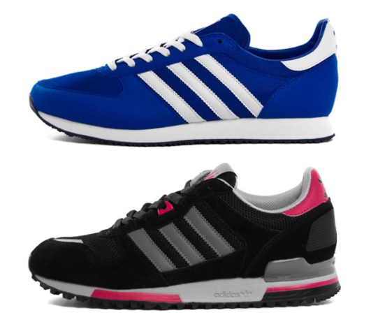 adidas ZX Racer & ZX 700 for 2009 Spring/Summer