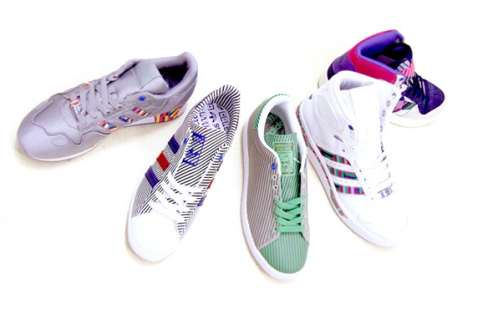 adidas Consortium 2009 Spring Sneakers