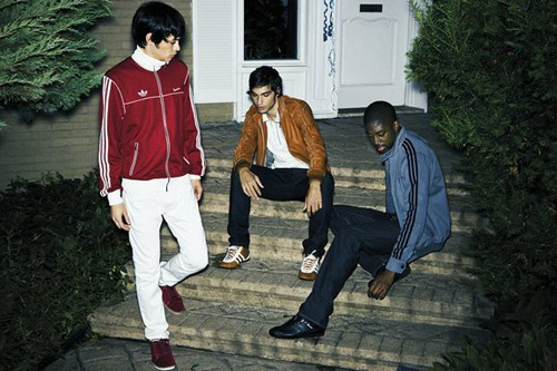 adidas Originals 2009 Spring/Summer Lookbook