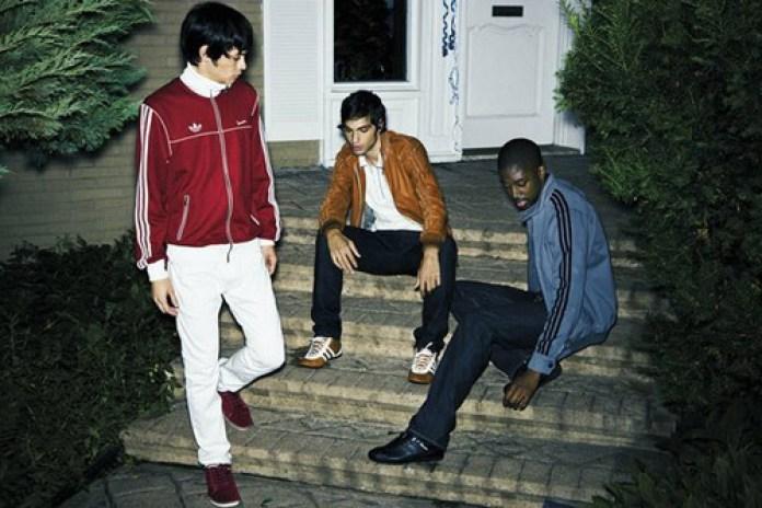 adidas Originals 2009 Spring/Summer Lookbook