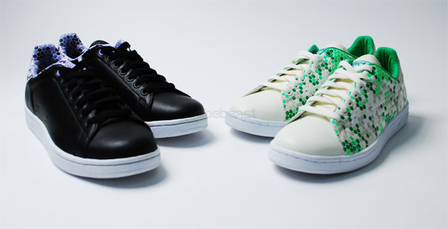 "adidas Originals 60 Years of Soles and Stripes ""Color Vision"" Stan Smith"