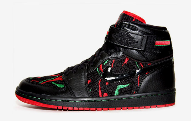 Air Jordan 1 High Strap Midnight Marauders
