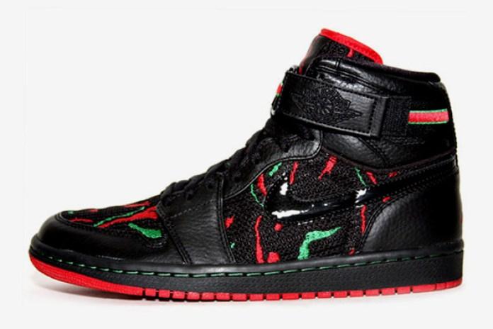 Air Jordan 1 High Strap Midnight Marauders