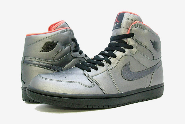 Air Jordan I High Premier Pewter