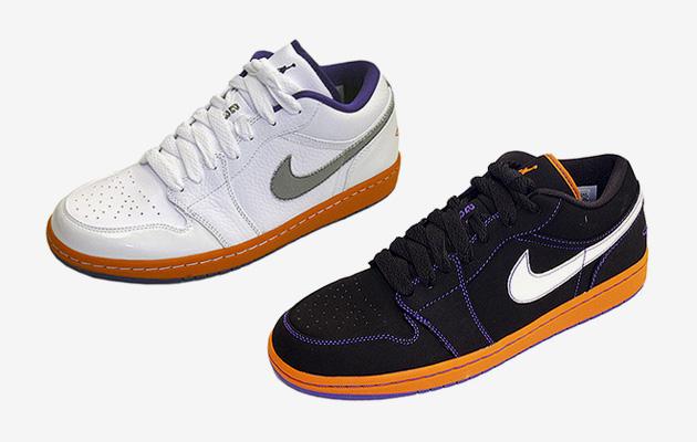"""Air Jordan I PHAT """"Lakers"""" Pack"""
