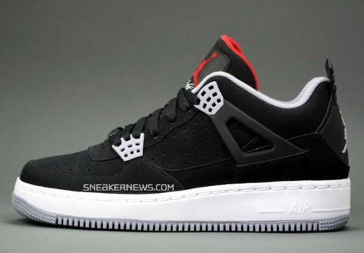 Air Jordan Fusion 4