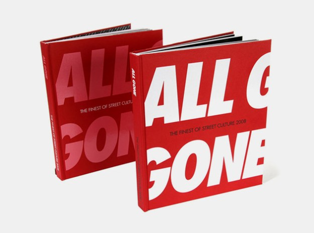 All Gone 2008 Streetwear Encyclopedia