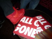 All Gone Launch Party Recap