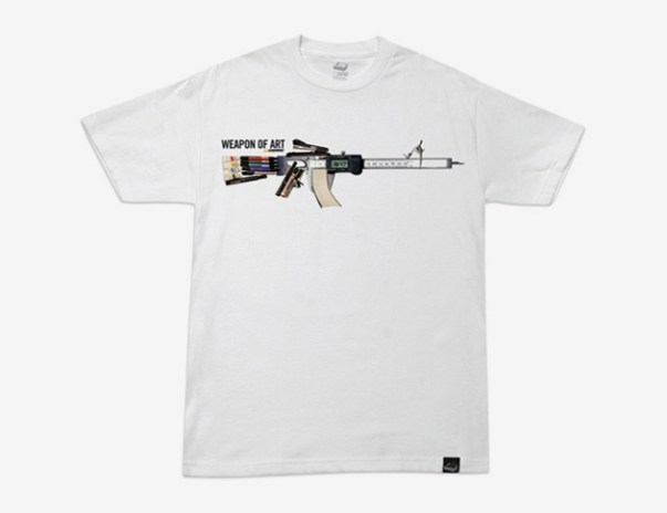 "Alphanumeric ""Art of War"" T-shirt"