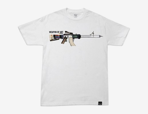 "Alphanumeric ""Art of War"" T-shirt"