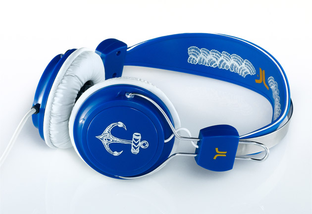 "Amy Gunther x WeSC Bongo ""Sailor"" Headphones"