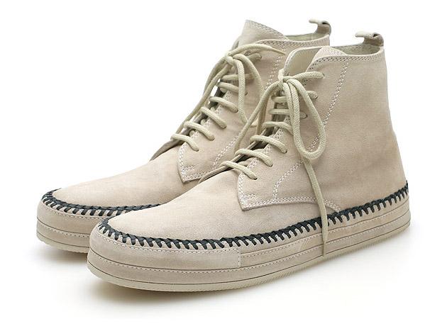Ann Demeulemeester High-Top Sneaker