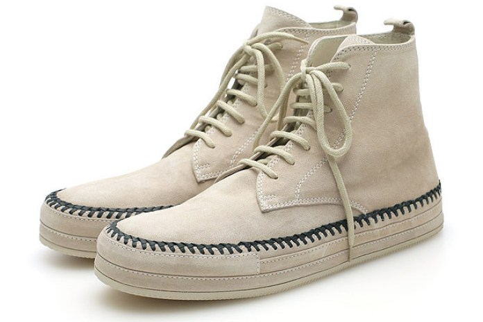 Ann Demeulemeester High-Top Sneaker
