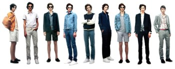 A.P.C. 2009 Spring/Summer Collection Part 1