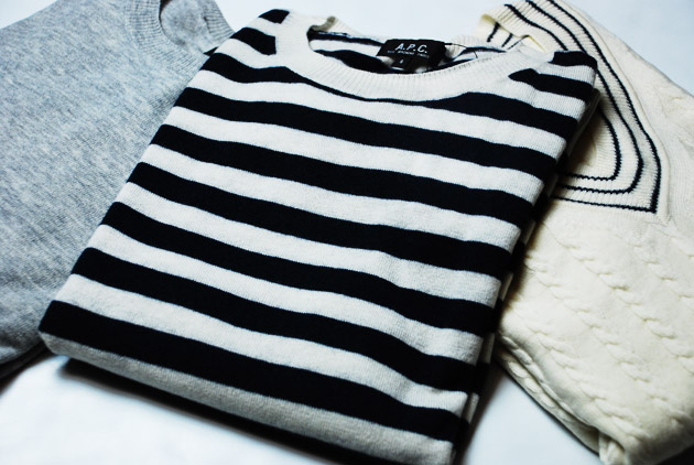 A.P.C. 2009 Spring/Summer January Releases