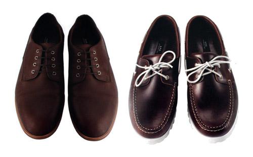 A.P.C 2009 Spring/Summer Footwear