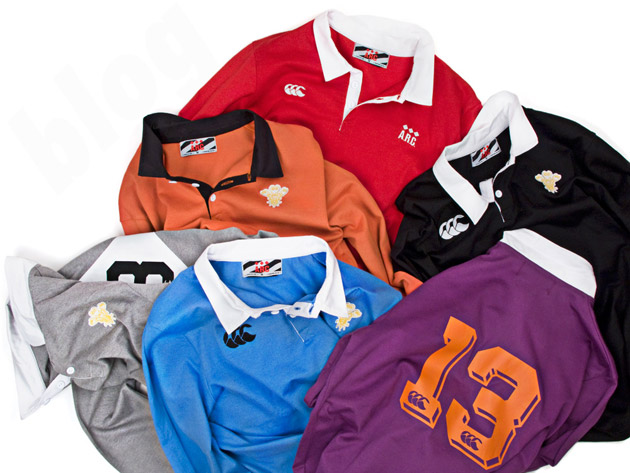 A.R.C x Canterbury Rugby Jerseys