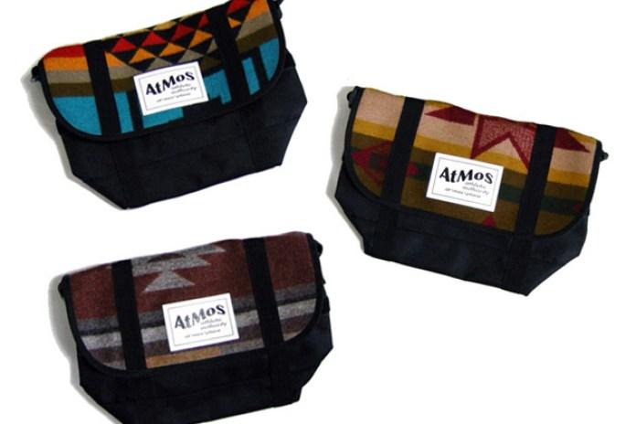 Atmos Urban Night Messenger Bag