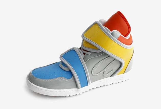 Ato Matsumoto Cowhide Sneakers