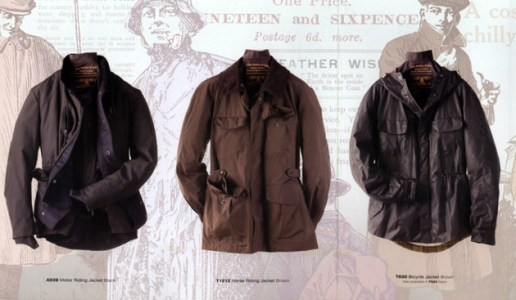 Barbour Limited Edition Collection
