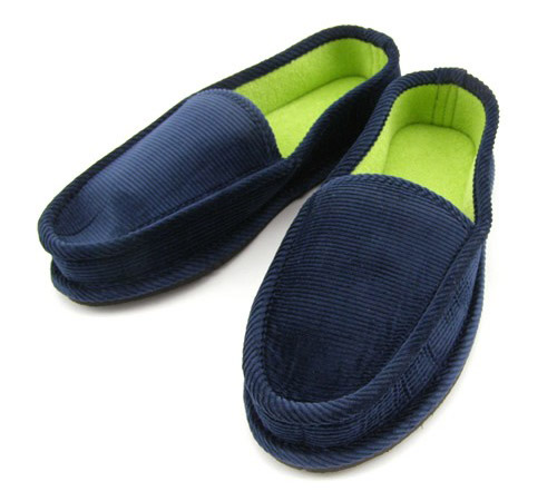 BASECONTROL Moccasin Slippers